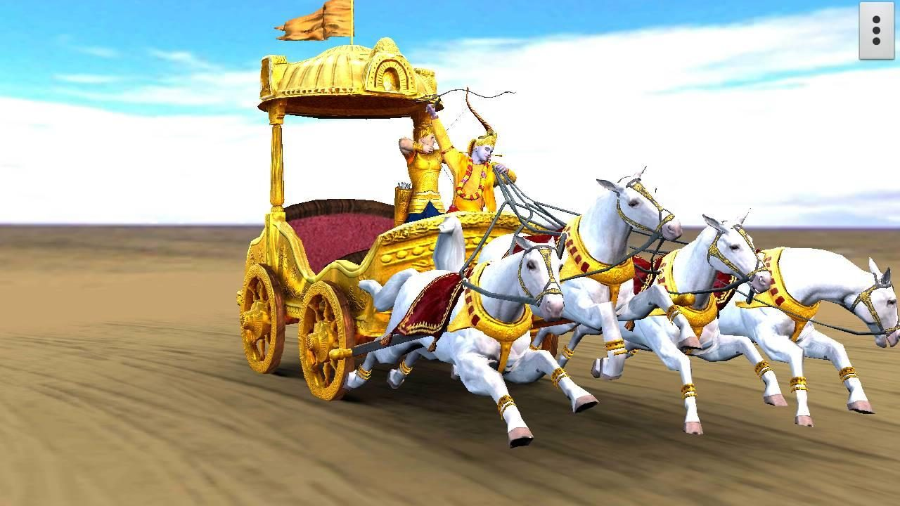 Arjuna The Victor